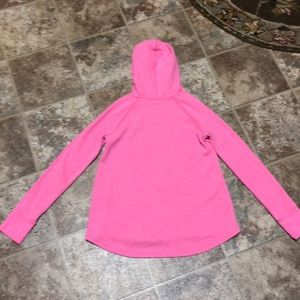 Under Armour Shirts & Tops - Under Armour Coldgear Long Sleeve Hooded Shirt